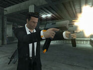 DHS- Michael Madsen in Reservoir Dogs 2006 videogame version