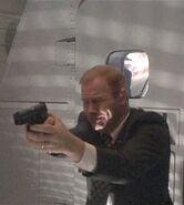 DHS- Glenn Morshower in Air Force One