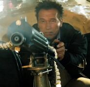 DHS- Arnold Schwarzenegger in The Last Stand