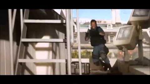 White House Down (2013) Channing Tatum Killcount
