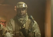 DHS- Dennis Haysbert in Jarhead 3- The Siege