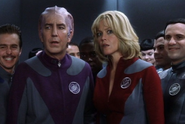 DHS- Sam Rockwell, Alan Rickman and Sigourney Weaver in Galaxy Quest