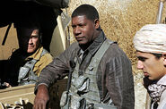 DHS- Dennis Haysbert in The Unit