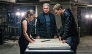 DHS- Arnold Schwarzenegger and Jai Courtney in Terminator Genisys