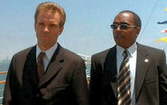 DHS Chain of Command- Michael Biehn and Tom Wright