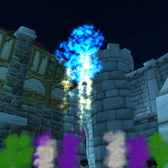 <i>Großartiges Feuerwerk!</i>
