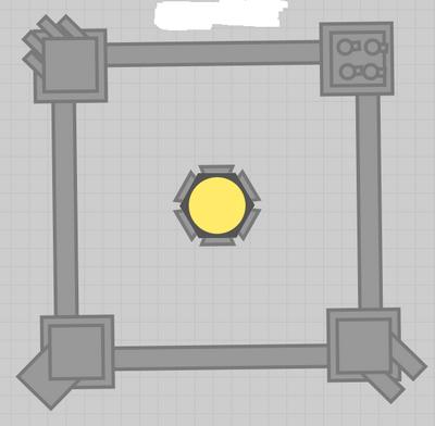 Powerhouse - Boss Appearance Diagram