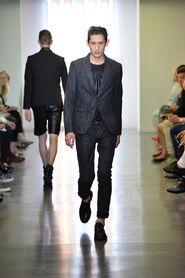 SS14-Milan-Mens-Black-Gold-catwalk-29