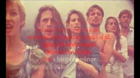Diesel Island National Anthem