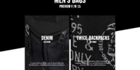 Men's bags fall winter 2015 preview