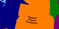 Disputed Western Territories