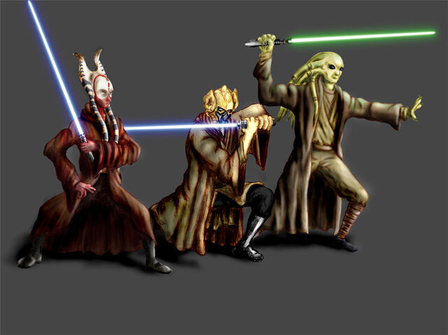 File:Shaak Ti Plo Koon Kit Fisto by liamnich88.jpg