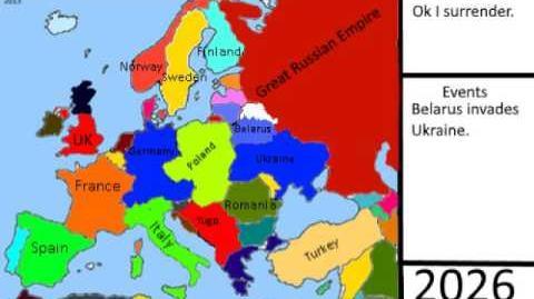 Alternative Future of Europe Part 2