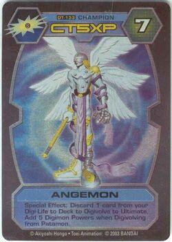 Angemon DT-133 (DT)