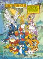 Digimon Annual 2002 digirings