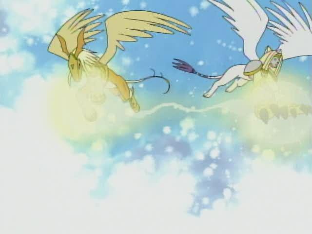 File:Nefertimon y pegasusmon usando lazo de santuario.jpg