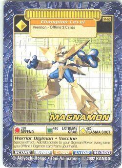 Magnamon St-160 (DB)