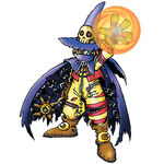 Wizardmon b