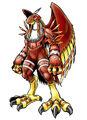 Garudamon (Re-Digitize) b