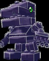 ToyAgumon (Black) dwds