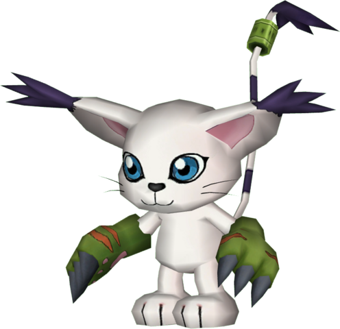 File:Gatomon dm.png