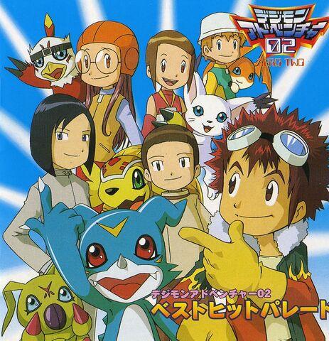 File:Digimon Adventure 02- Best Hit Parade.jpg