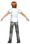 Marcus Damon (School Uniform) dm 3