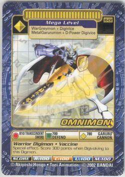 Omnimon Bo-232 (DB)