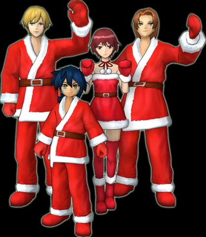 "File:Marcus Damon, Thomas H. Norstein, Yoshino ""Yoshi"" Fujieda, and Keenan Crier (Santa Costumes) dm.png"