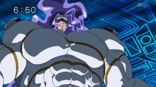 6-39 Splashmon Darkness Mode (Humanoid)