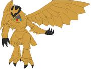 Eaglemon Digimon Classic