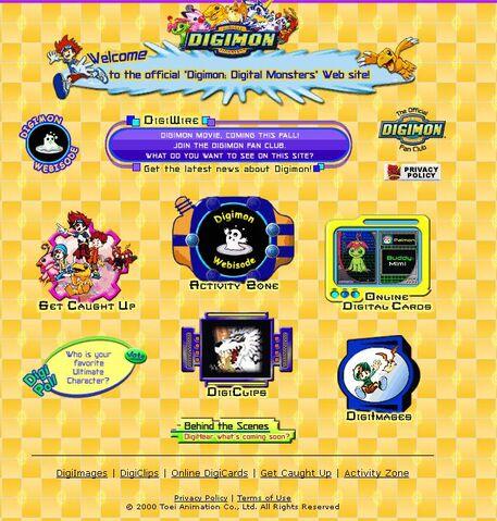 File:Fox Kids Digimon website original 2.jpg