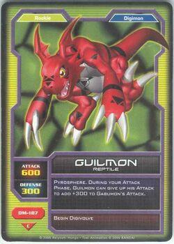 Guilmon DM-187 (DC)