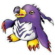 Penguinmon b