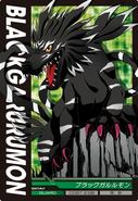 BlackGarurumon 2-009 (DJ)