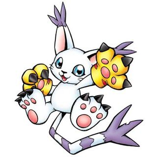 Gatomon (Ringless) b