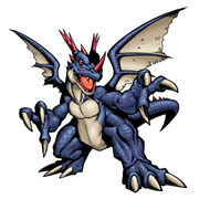 Coredramon (Blue) b