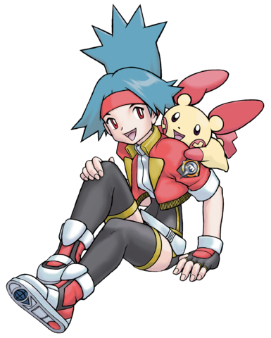 File:Solana & Plusle.png