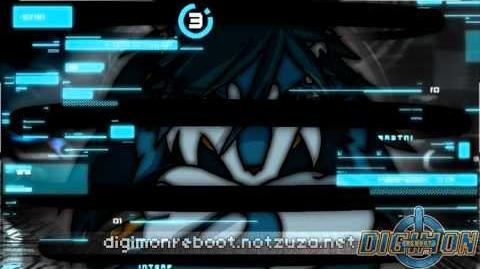Remamon Proxy Evolve to Tsukuyomon