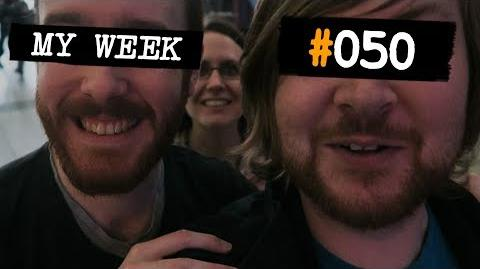 What would you ask a Meeseeks for? My Week 050 Vlog
