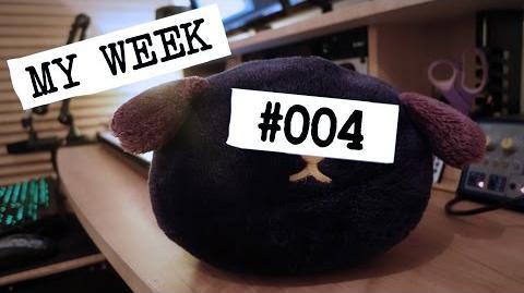 ROOM TOUR! My Week 004 Vlog
