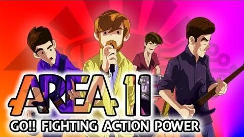 Area 11 - GO!! Fighting Action Power