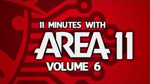 11 Minutes With Area 11 - Volume 6 Pipeline, London
