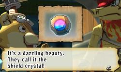 Shield-Crystal