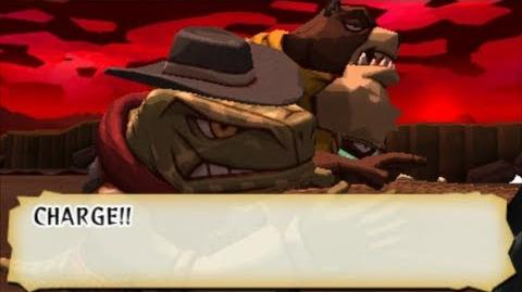 Dillon's Rolling Western The Last Ranger - Final Stage Final Boss (Spoilers)