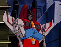Starscream G1