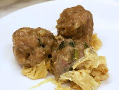 Meatball Dim Sum