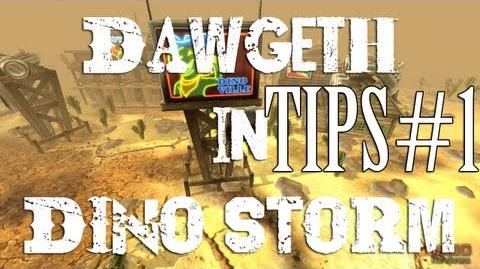 """Dino Storm - Tips and Tricks Episode 1 - """"Why You Should Log In Daily"""""""
