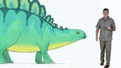 Stegosaurus - Dinosaur Train - The Jim Henson Company