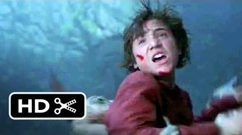 Jurassic Park 3 (8 10) Movie CLIP - Billy Saves Erik (2001) HD